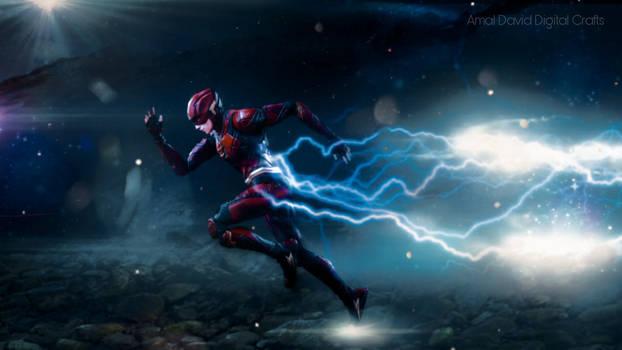 Flash in the Speedforce