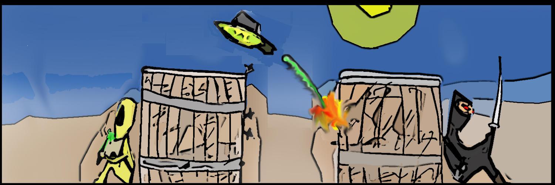 Jarks Revenge pt 1 by bean0