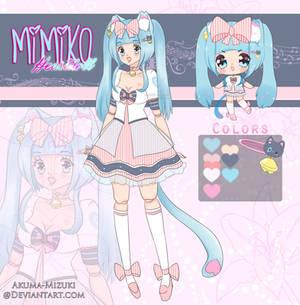 [OC] Mimiko - CS Heartdoll rare
