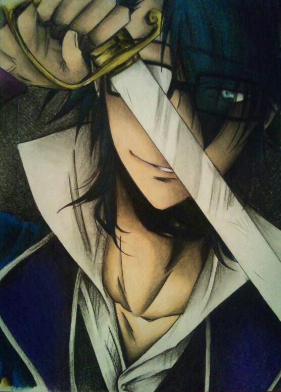 Kei Bishamon { ID } The Darkness Nerd Begin (?). Fushimi_saruhiko__3_by_reyos_cheney-d6213ah