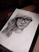 random girl wip by Reyos-Cheney