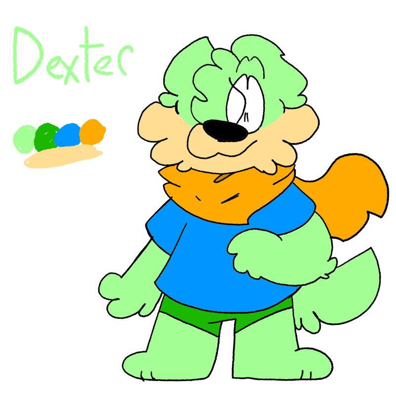 Dexter Ref by LockStepJustice41