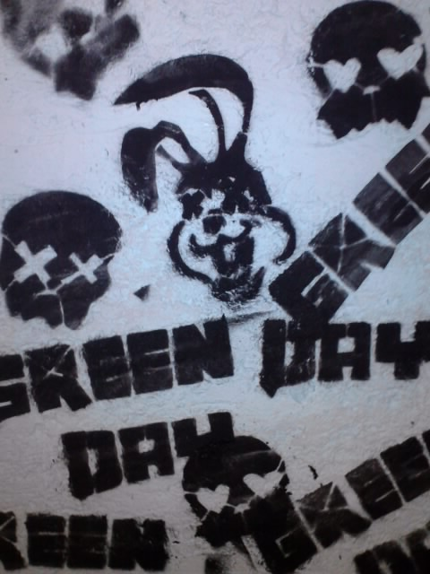 Green day graffiti 2 by art josh on deviantart green day graffiti 2 by art josh altavistaventures Image collections