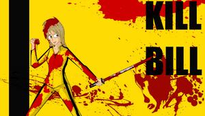 Kill bill - Beatrix Kiddo