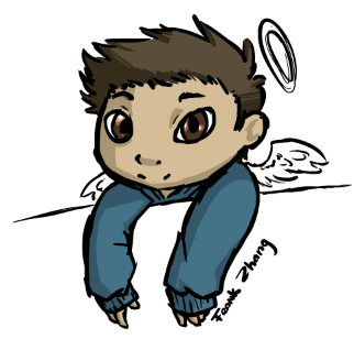 Chibi Frank Zhang by licra