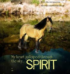 Spirit by Odaventus