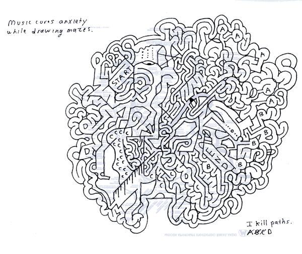 Maze 4 with subway template by mazedesigner on DeviantArt