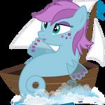 MLP FiM: Seawinkle