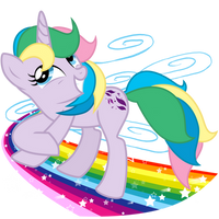 MLP FiM: Windy by Sunley