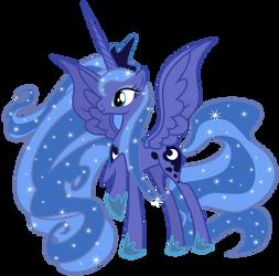 Princess Luna by Sunley