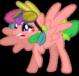 MLP FiM: Flutterbye by Sunley