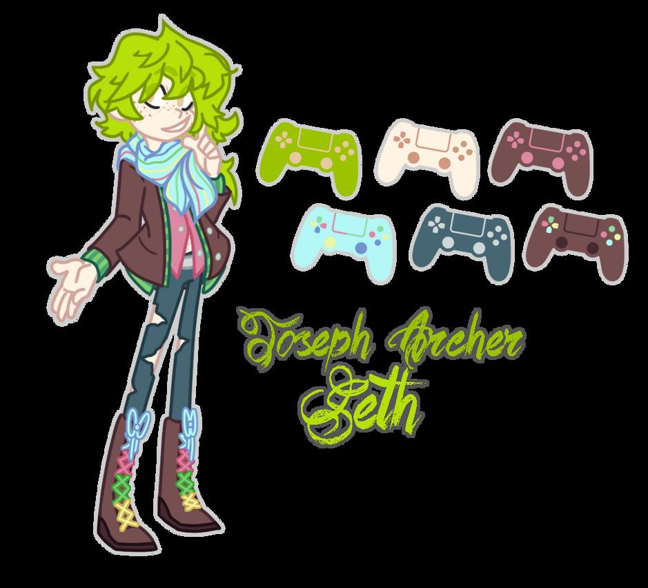[CURFEW] Joseph 'Seth' Archer