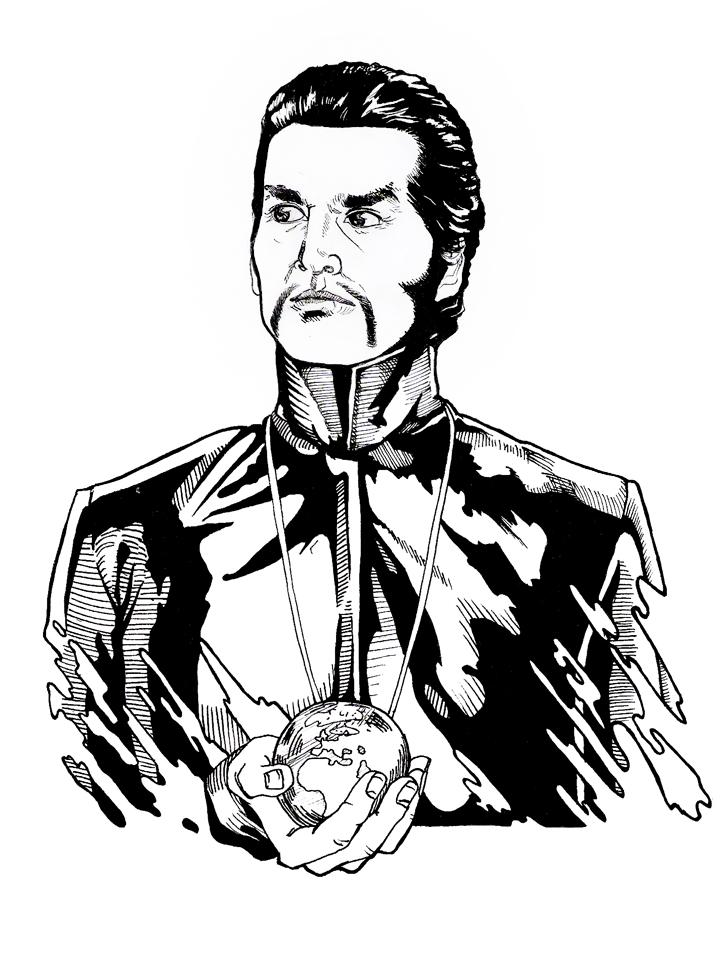 The War Chief by orookayasu
