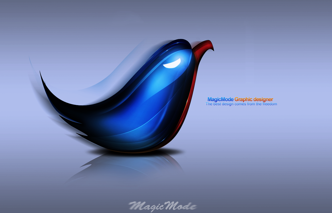 The Best Design Comes From Freedom By Magicmode