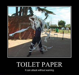 Toilet Paper by Nicetro