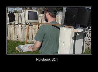 Notebook Beta by Nicetro