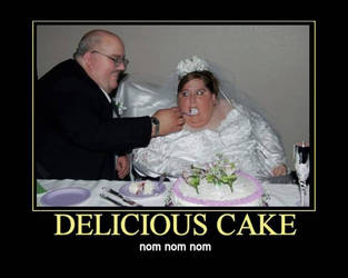 Decilious Cake by Nicetro