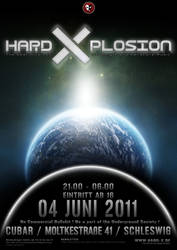 Hard X Plosion by Nicetro