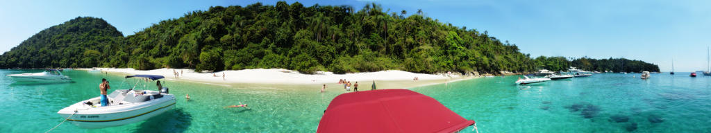 Praia do Dentista. Ilha da Gipoia. Angra dos Reis