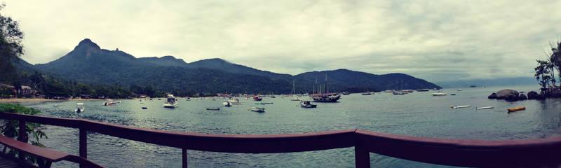 Abraao. Ilha Grande. Che Lagarto Hostel
