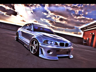 BMW M325CI by CrashDesign