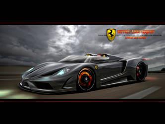 Ferrari Enzo Sypder by CrashDesign