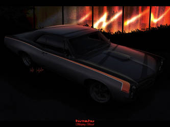 Pontiac GTO by CrashDesign