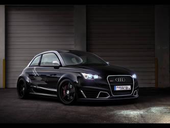 Audi RS1 by CrashDesign