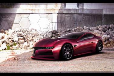 Alfa Romeo GT-P by CrashDesign