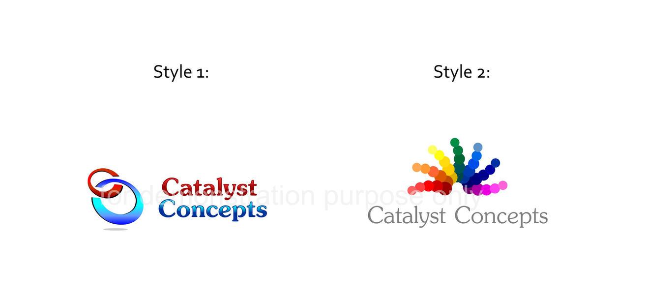sample logos by zeeshanhaiderg on DeviantArt