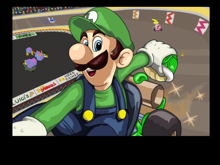 Luigi by simplexcalling