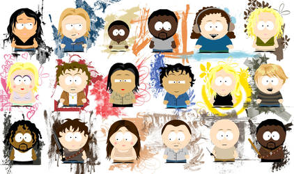 South Park Lost by simplexcalling