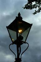 gas lamp by awjay