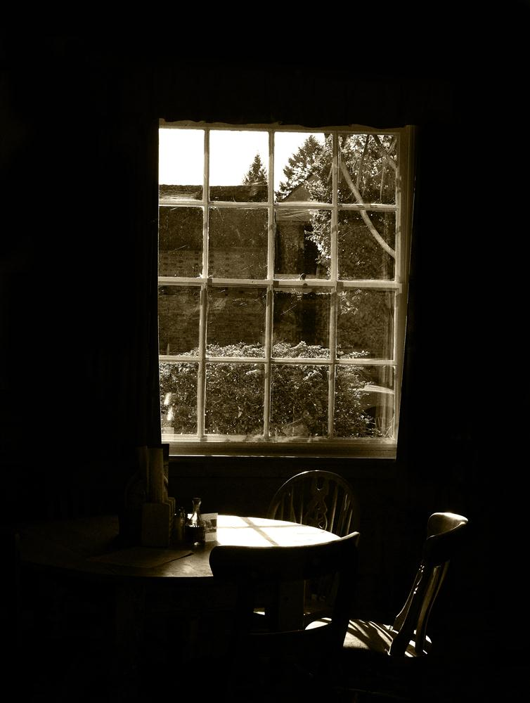 a window table by awjay