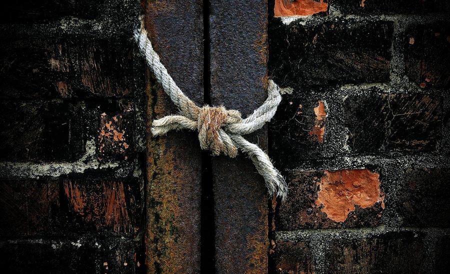 rope bondage by awjay