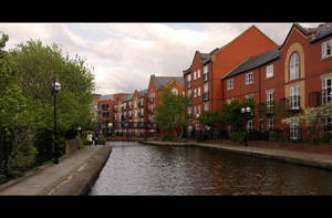along the canal by awjay