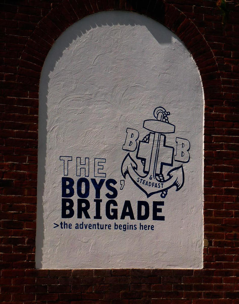 boys brigade by awjay