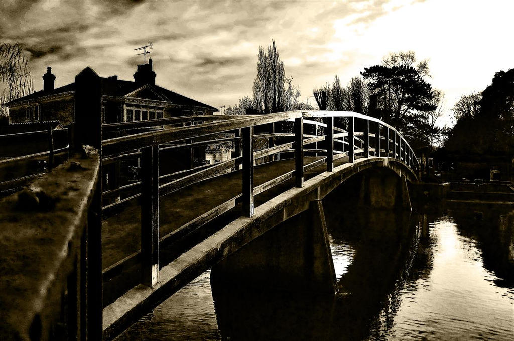 bridge over by awjay