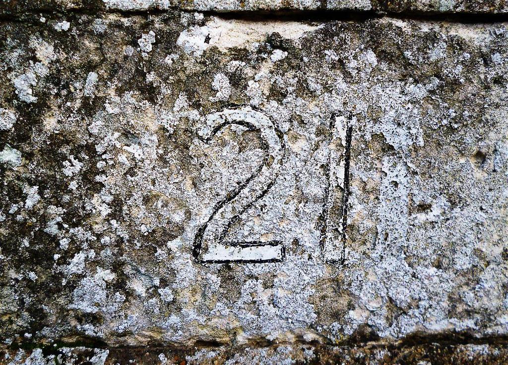 21 by awjay