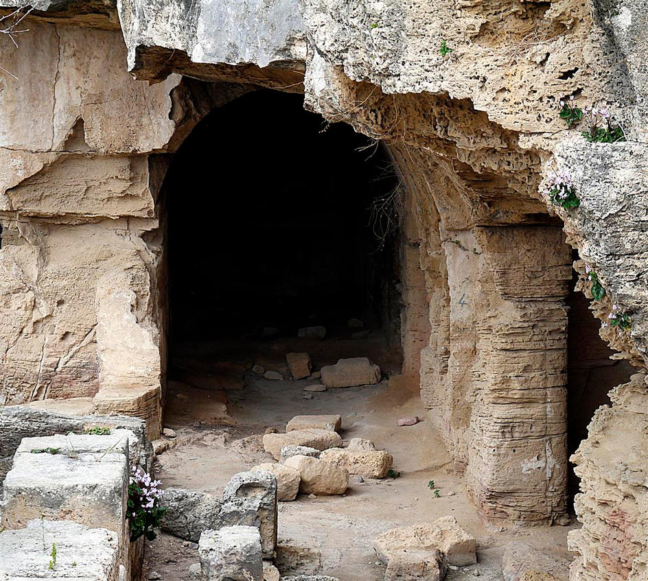 the empty tomb by awjay on DeviantArt