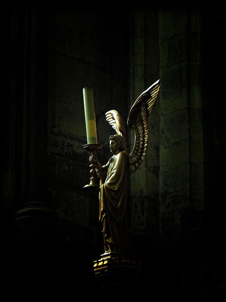 angel of the light by awjay