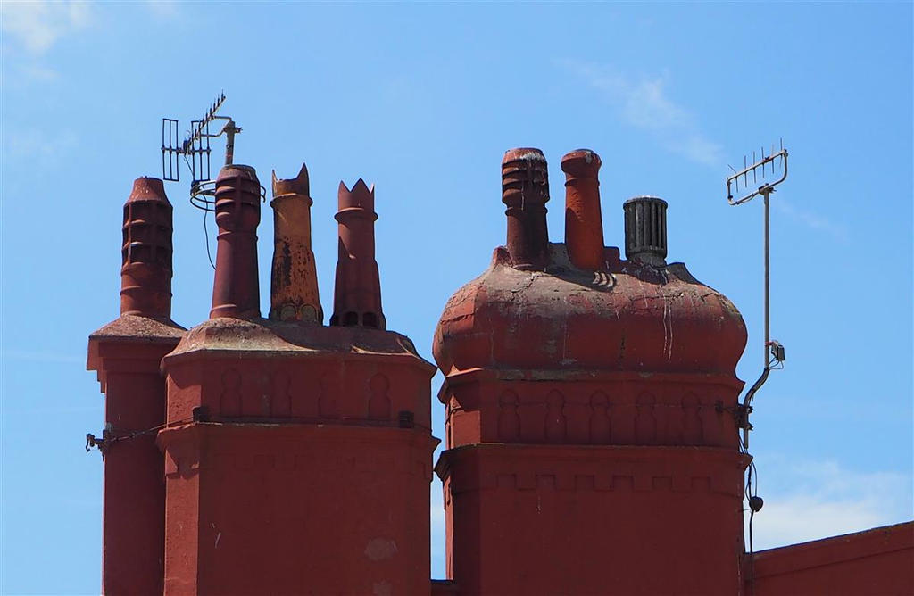 chimneys by awjay