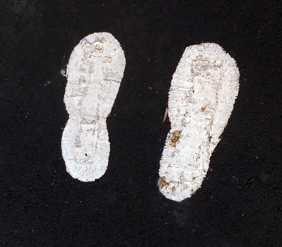 best feet forward by awjay