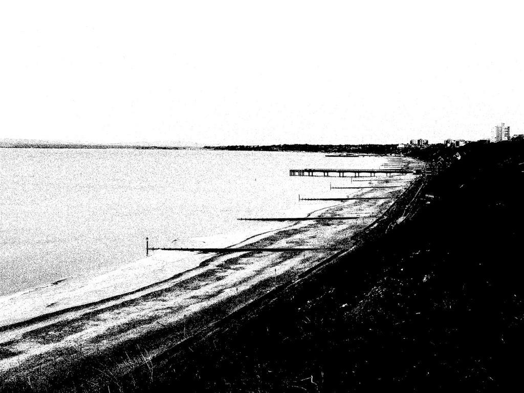 shoreline by awjay