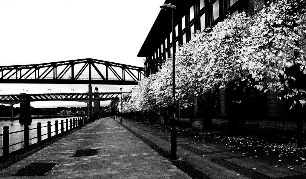 riverside walk by awjay