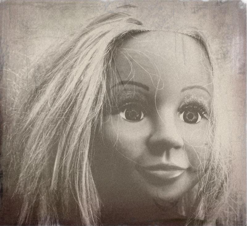 its a dolls head by awjay