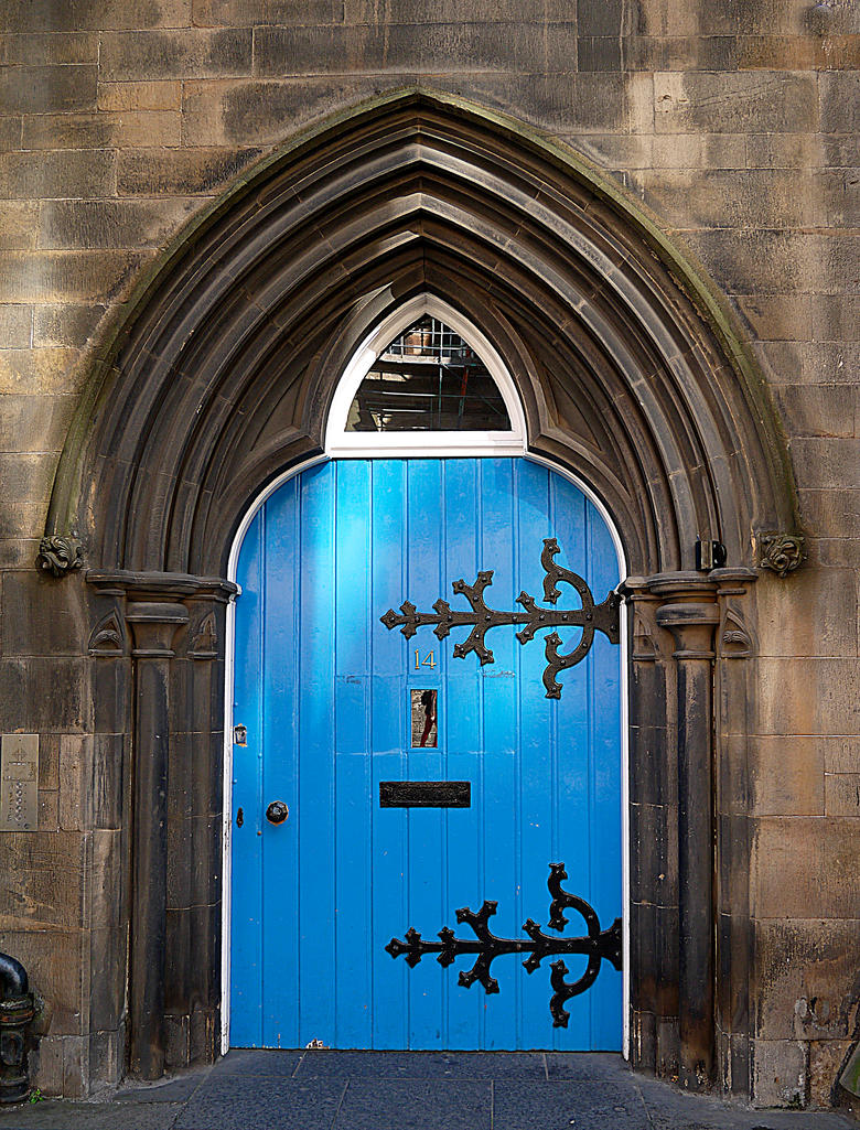 blue door by awjay ... & blue door by awjay on DeviantArt