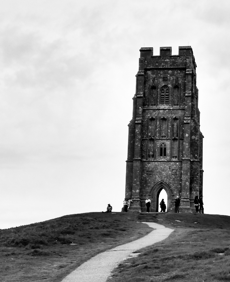 Glastonbury tor..... by awjay