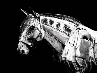 war horse mono by awjay