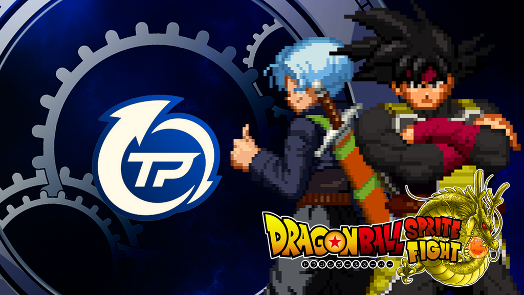 time patrol bardock and trunks by dbspritefight on deviantart